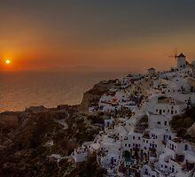 Santorini - Greece by Joana Kruse