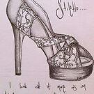 Stiletto by Krissy  Christie