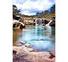 Mermaid Falls 2497 Photographic Print