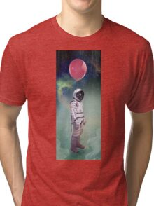 Red Balloon Tri-blend T-Shirt