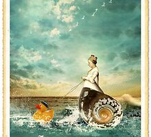 Or perhaps I'll sail away ... by Margaret Orr