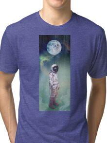 Moon Balloon Tri-blend T-Shirt