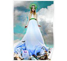 Thou Shalt Not Trust False Idols Poster