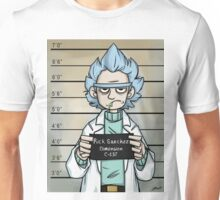 Rick and Morty - The Usual Suspect - Rick Unisex T-Shirt