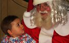 """""""It's my First Christmas Santa ! """" by Rosehaven"""