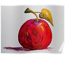 Kaleidoscope Apple or APPLE FOR THE TEACHER Poster