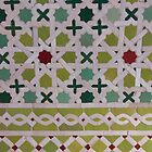 moroccan tile-scape by rverrier