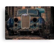 Old Riley Canvas Print