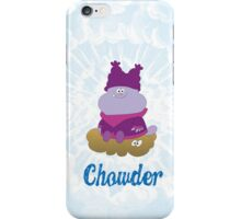 Chowder and Kenji iPhone Case/Skin
