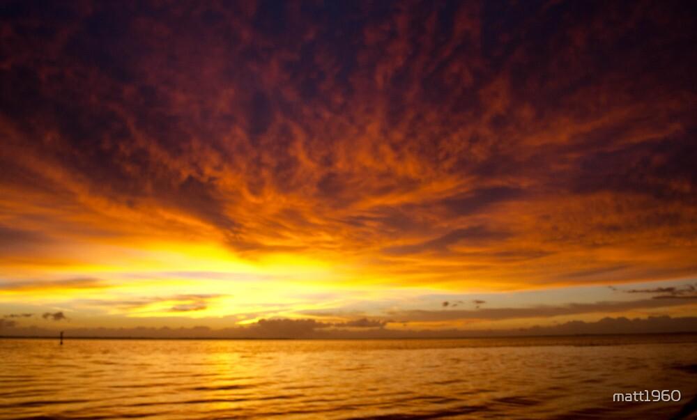 Napalm Sun Rise by matt1960