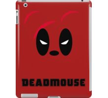 Deadmouse - parody iPad Case/Skin