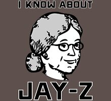 I Know About JAY-Z! Unisex T-Shirt