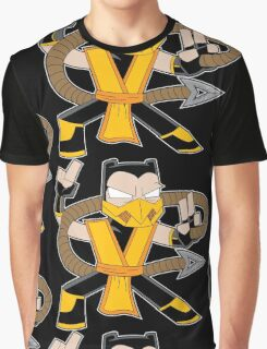 SCORPION Graphic T-Shirt