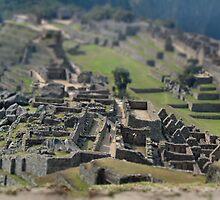 Mini Machu Picchu by ClaireWroe