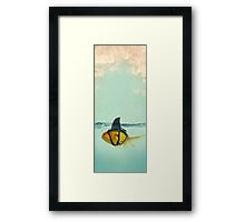 BRILLIANT DISGUISE 03 Framed Print