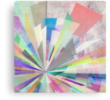 Graphic XY Canvas Print