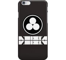 Noisia logo iPhone Case/Skin