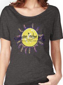 Kindergarten Teachers are Hot Women's Relaxed Fit T-Shirt