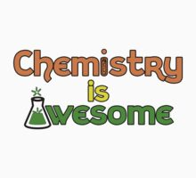 Chemistry is Awesome Kids Tee
