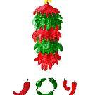 Chili Christmas by Eldon Ward