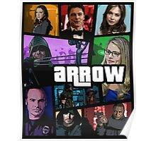 arrow gta Poster