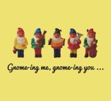Gnome-ing me, gnome-ing you... Kids Tee