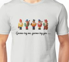 Gnome-ing me, gnome-ing you... Unisex T-Shirt