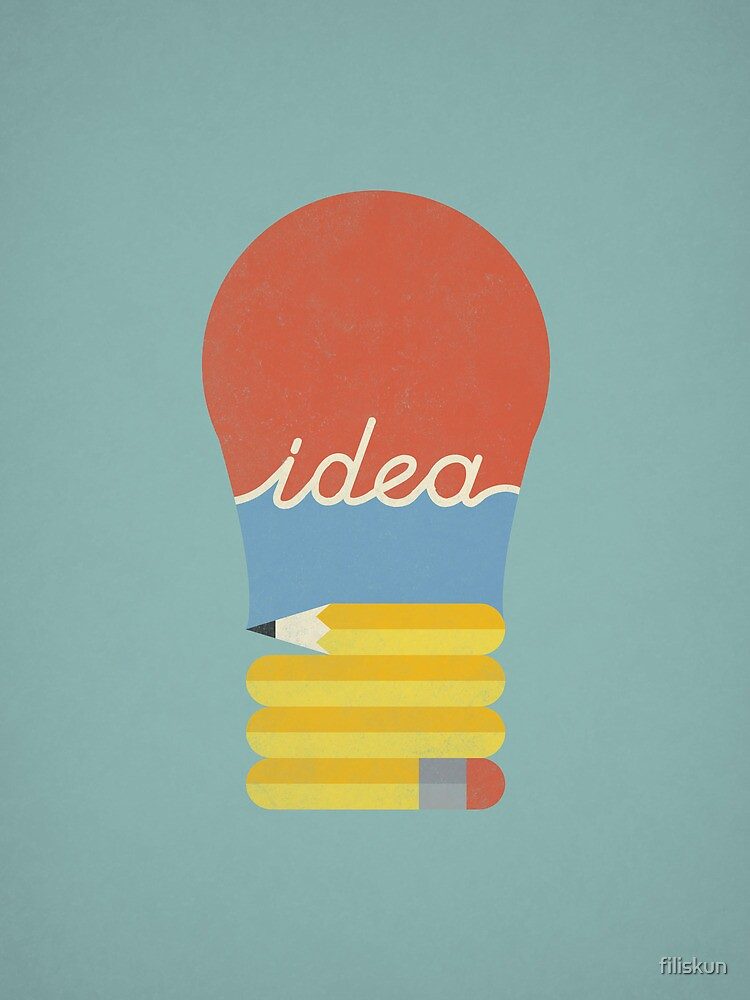 I've Got An Idea by filiskun