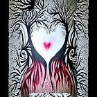 Heartrees iphone case by samkat