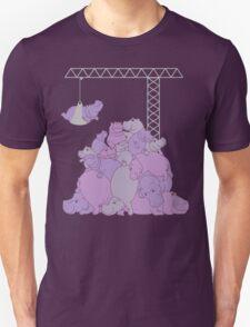 Hippopotapile - the more the merrier! T-Shirt