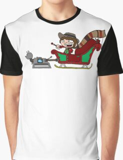 Timelord Santa! Graphic T-Shirt