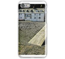 Clovelly Lifeboat Station, Devon. England iPhone Case/Skin