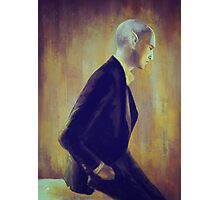 Melancholy Suited Solas Photographic Print