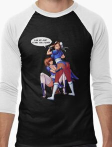 Can we just star the fight? T-Shirt
