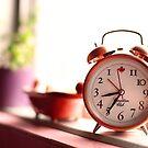 Clock  by Kelvin  Wong