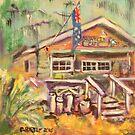 Bush Cafe by christine purtle