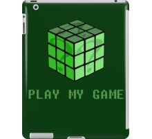 Play My Game iPad Case/Skin