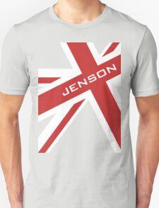 Jenson Button - Union Jack T-Shirt