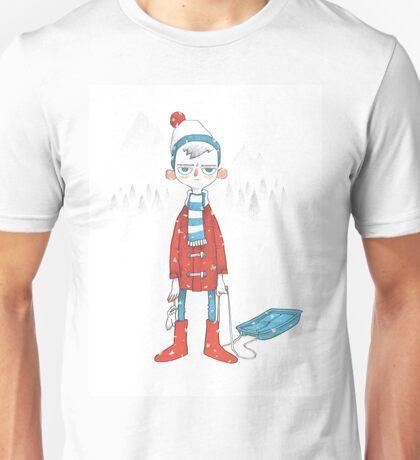 Sledge Unisex T-Shirt