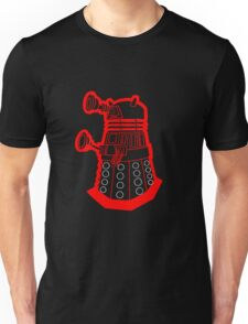 Red is dead! EXTERMINATE!!! Unisex T-Shirt