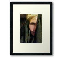 The Morrigan Framed Print
