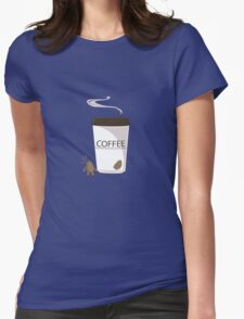Nectar of Death Womens Fitted T-Shirt