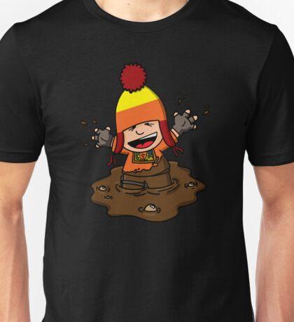 Makin' mudpies! Unisex T-Shirt