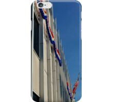 Christmas Flags iPhone Case/Skin