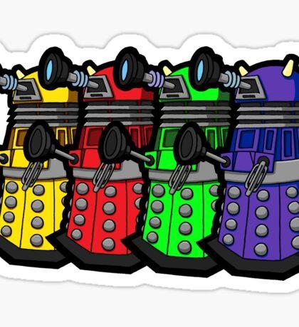 Beware the Daleks! Sticker