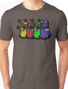 Beware the Daleks! Unisex T-Shirt