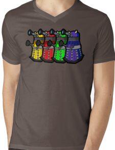 Beware the Daleks! Mens V-Neck T-Shirt