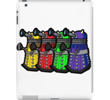 Beware the Daleks! iPad Case/Skin