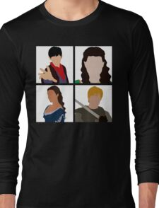 BBC Merlin Long Sleeve T-Shirt