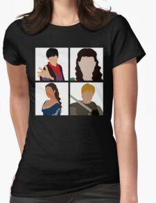 BBC Merlin Womens Fitted T-Shirt